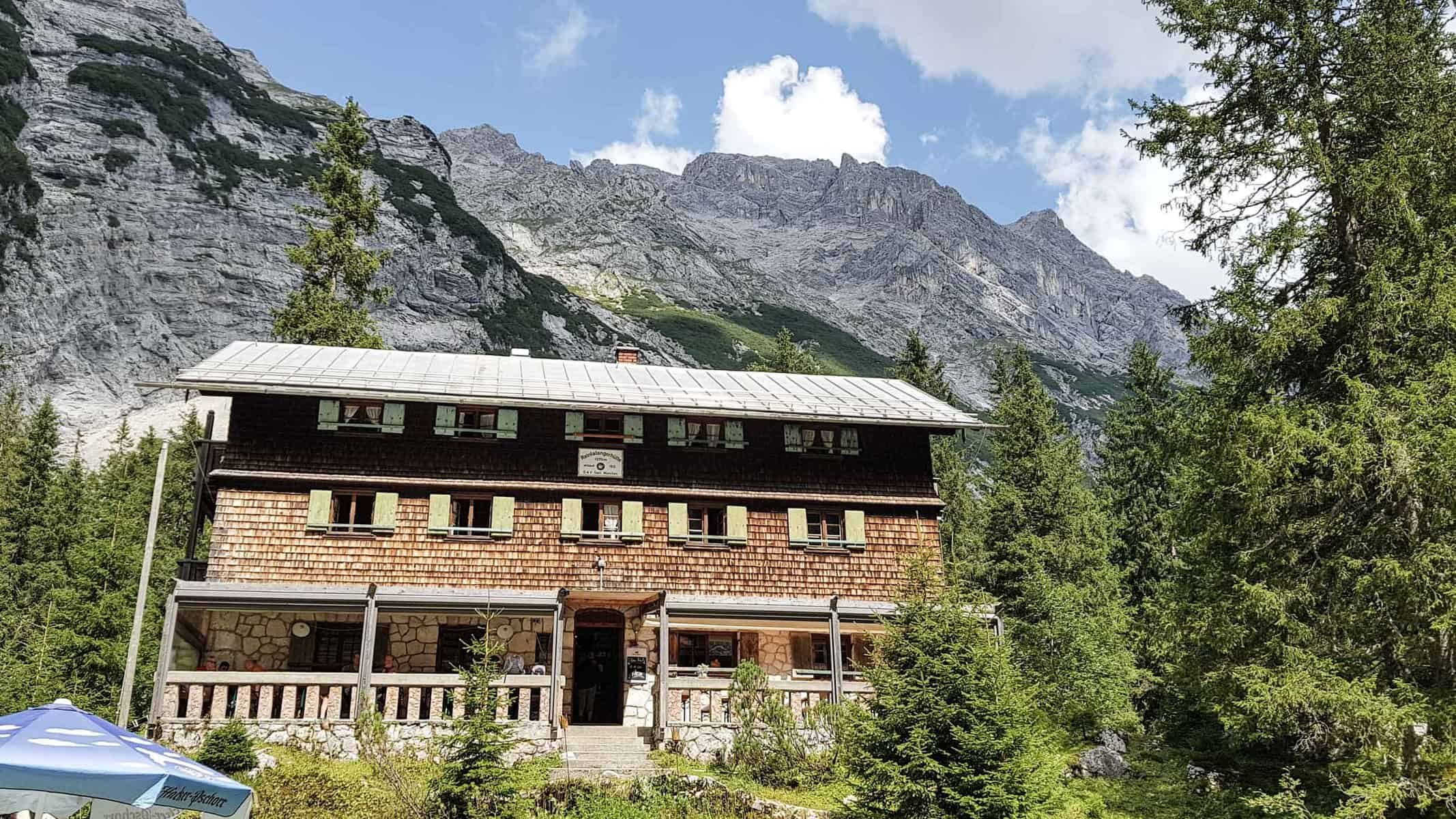 Wanderung Zugspitze Reintalanger
