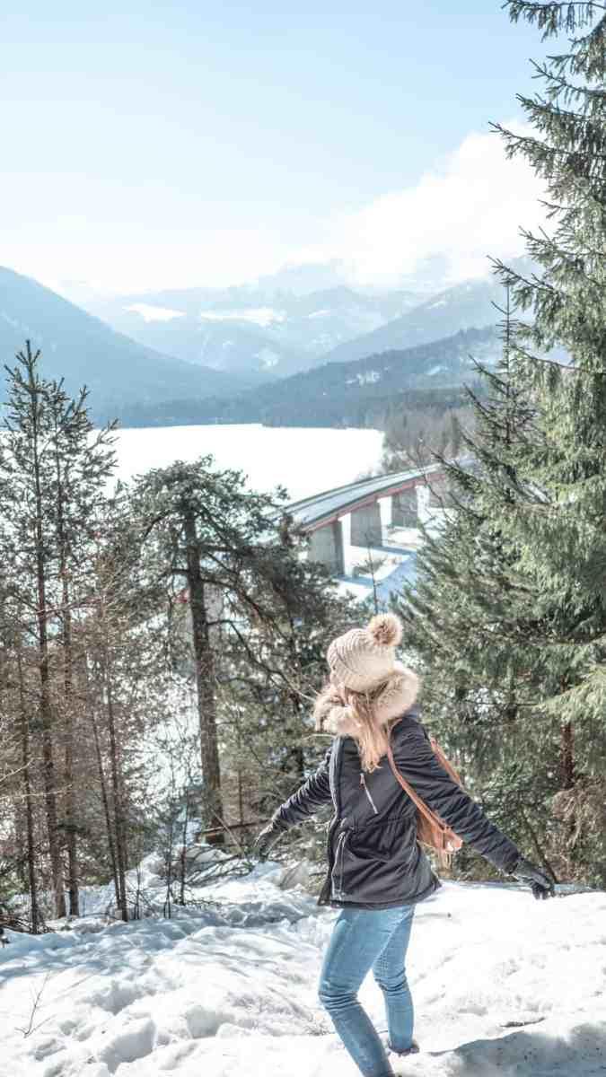 Sylvenstein Dam in Bavaria - another stunning lake close to Munich