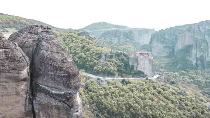 Day trips from Thessaloniki: 1. Meteora Monastery