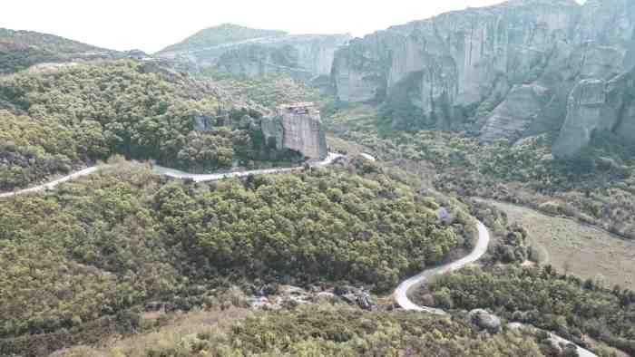 Day trips from Thessaloniki: 1. Meteora Monastery