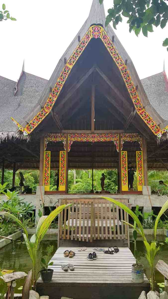 Best yoga place in Siargao: Lotus Shores Siargao