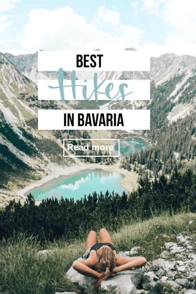 Best hikes of Bavaria, Germany