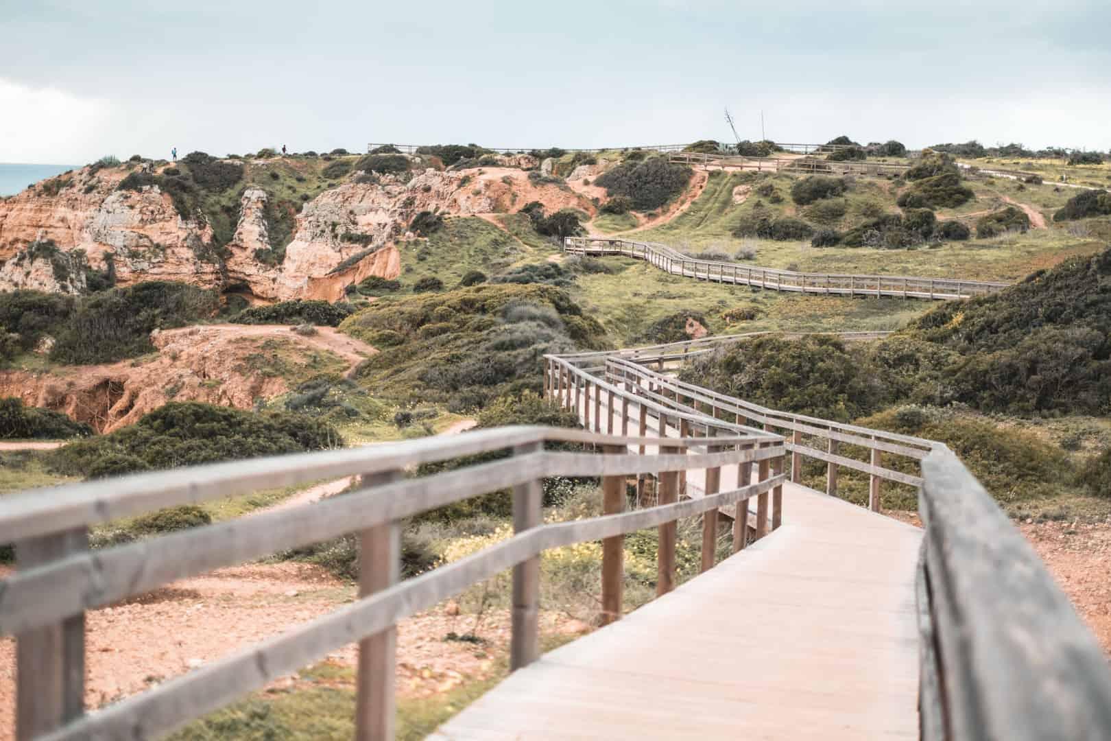 Walking trail Ponta de Piedade