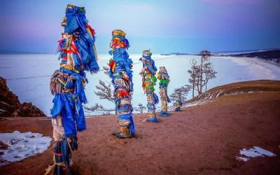 Ice Storm czyli co można robić nad jeziorem Bajkał zimą …