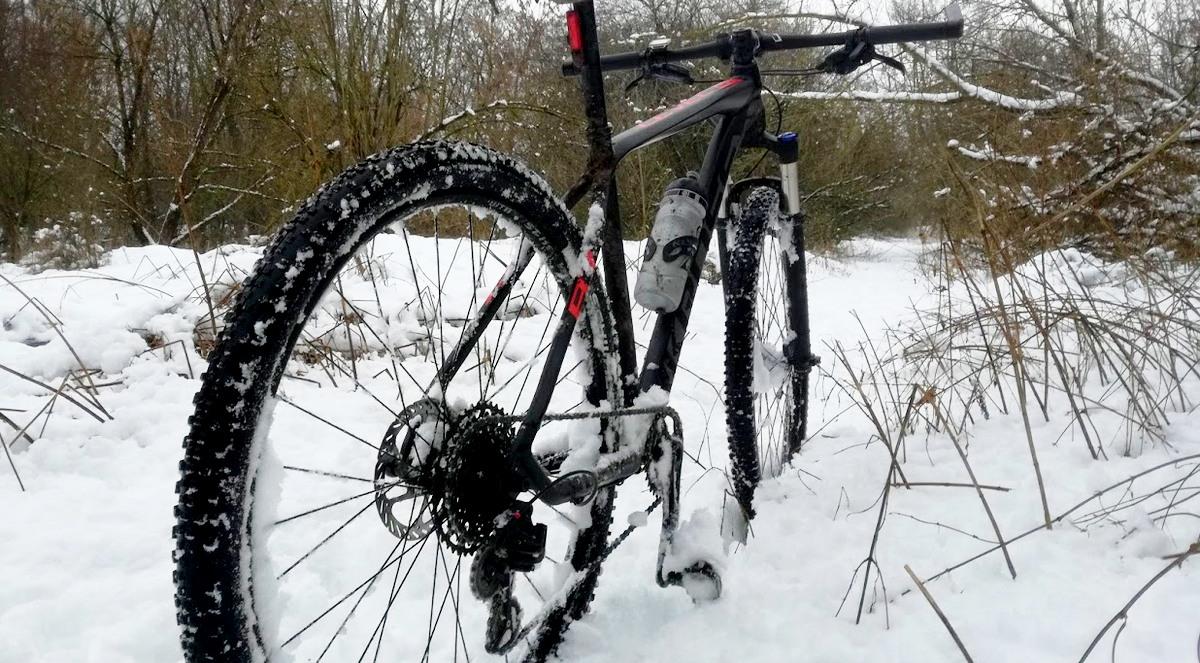 5 kroków - bezpieczna jazda rowerem zimą