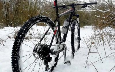 5 kroków – bezpieczna jazda rowerem zimą