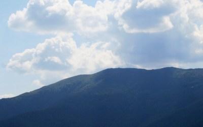 Kekes – najwyższy szczyt Węgier – niebieska góra