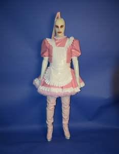 alice baby pink sissy dress