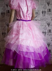 Sissy Dress Princess Stephanie DEC16-14