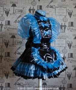 Sissy Dress Kimberley PVC by Ready2Role JAN17
