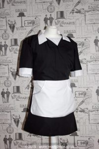 Maid For You – Sissy Maid Dress in Cotton 1