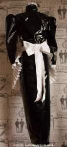 The Hobbler PVC Dress 3