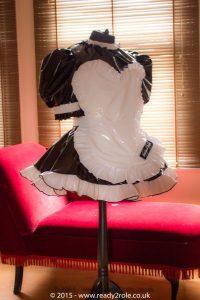 Sweetheart Sissy PVC Maids Dress – Hidden Attractive Qualities..