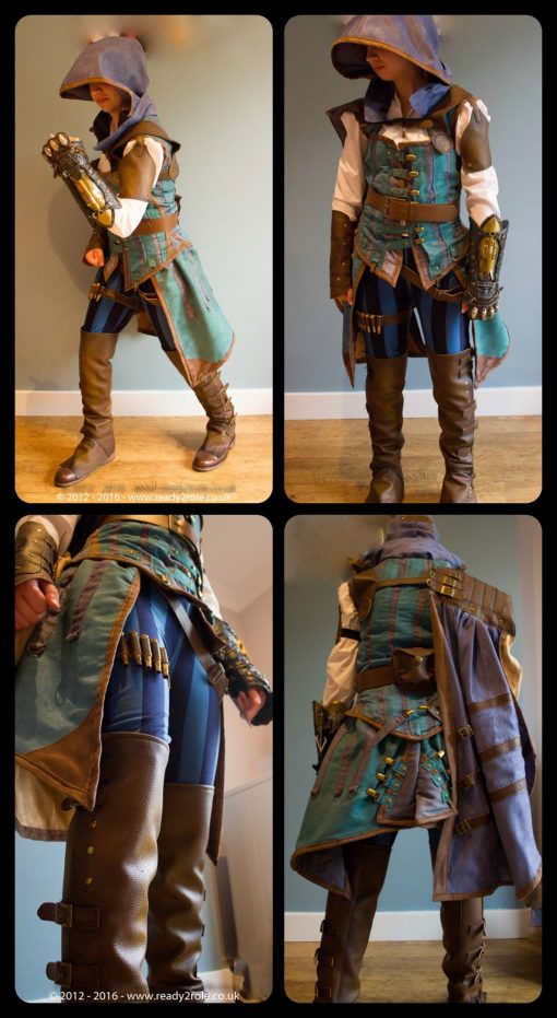 Evie Frye – Assassins Creed Costume – Hand Crafted to Order 3