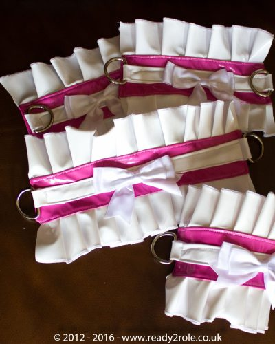 Wrist and Ankle Cuffs 1