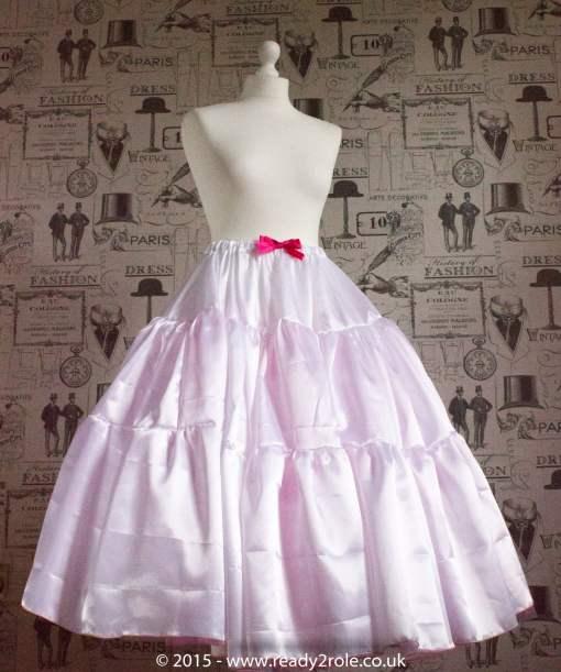 Princess Peach – Custom Creation in Satin 2