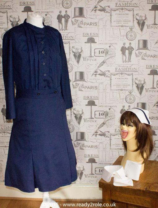 Florence Classical Styled Nurse Outfit 4