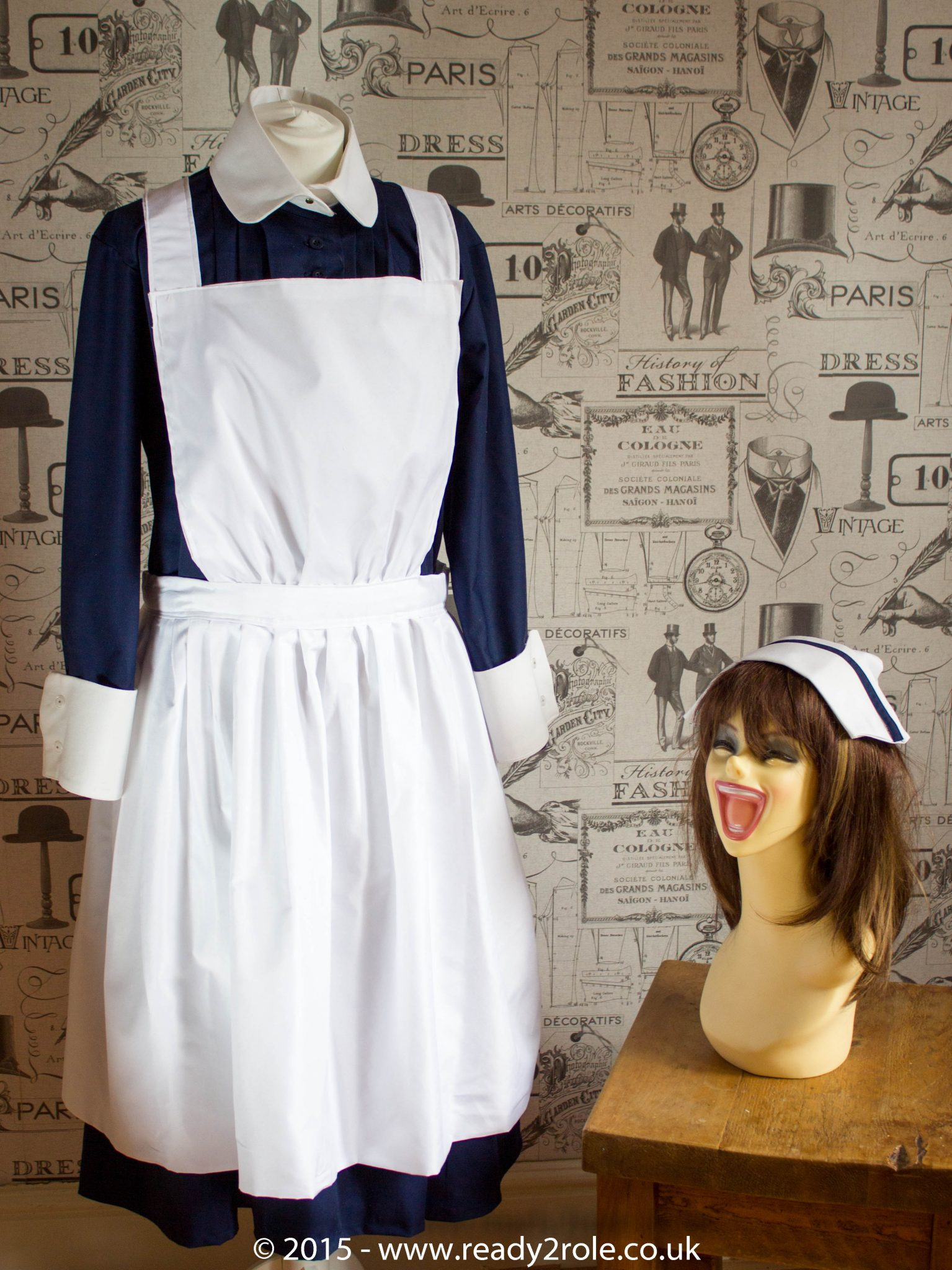 Florence Classical Styled Nurse Outfit