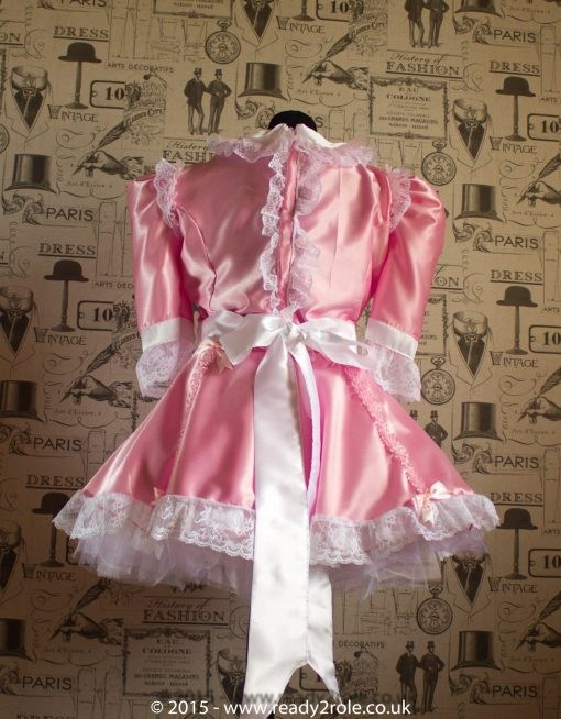 The Rosie Sissy Frilly Dress 2