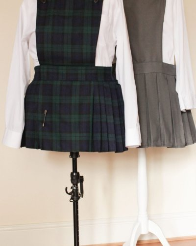 Adult School Uniform Dresses – Pinafore Style 1