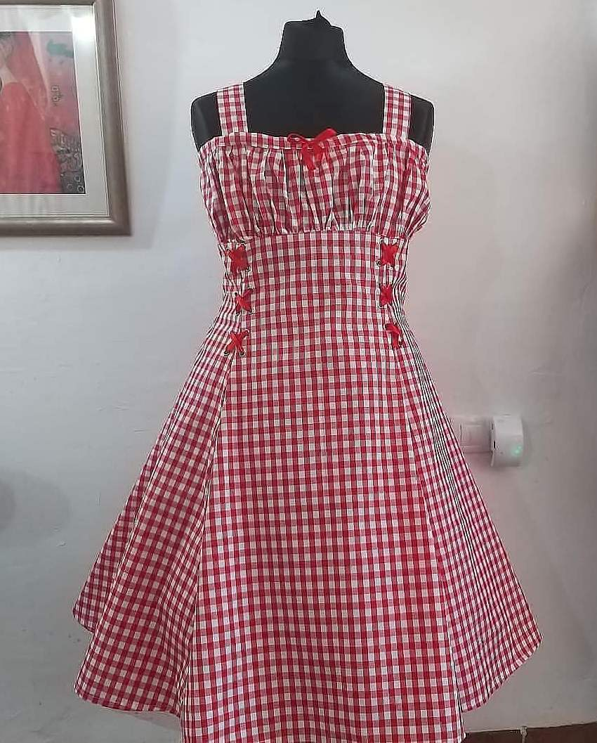 A Summer Dress For ME! YAY!