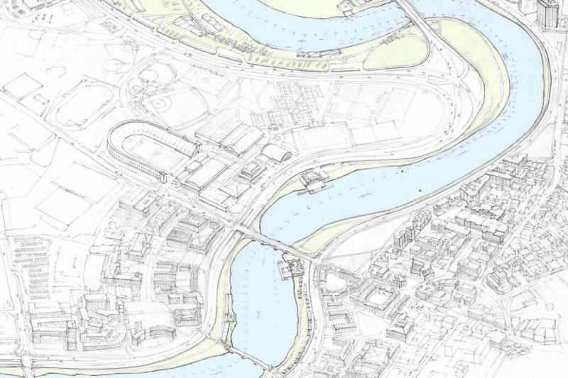 Navigating the Charles River (Boston, MA)