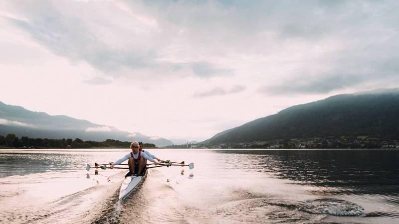 Mental health + rowing