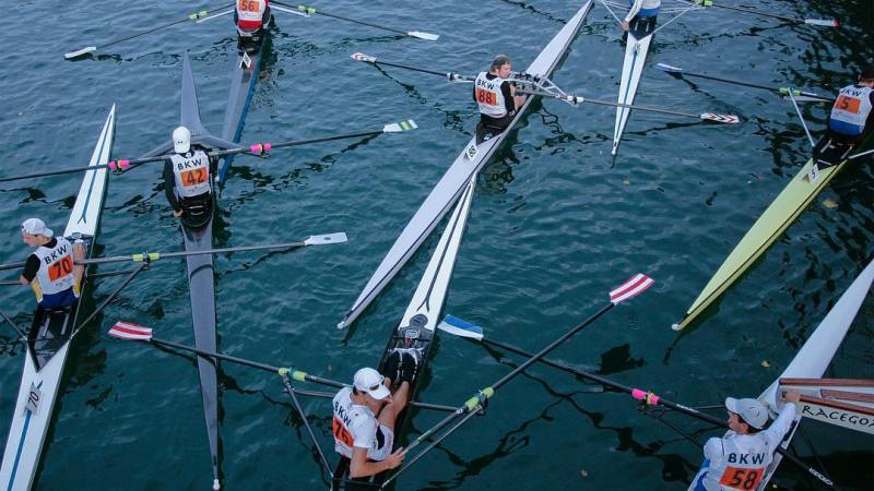Managing novice coxswains