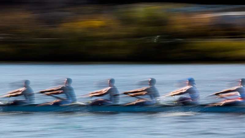Coxswain Skills: Coxing sprint workouts