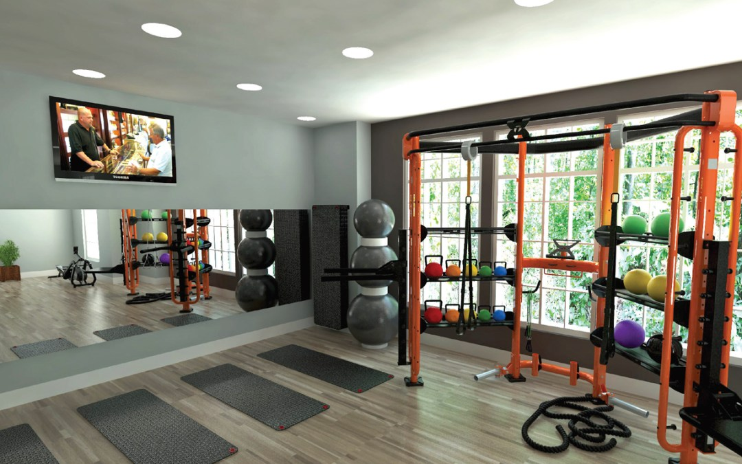 Five things you need in your Fitness Center