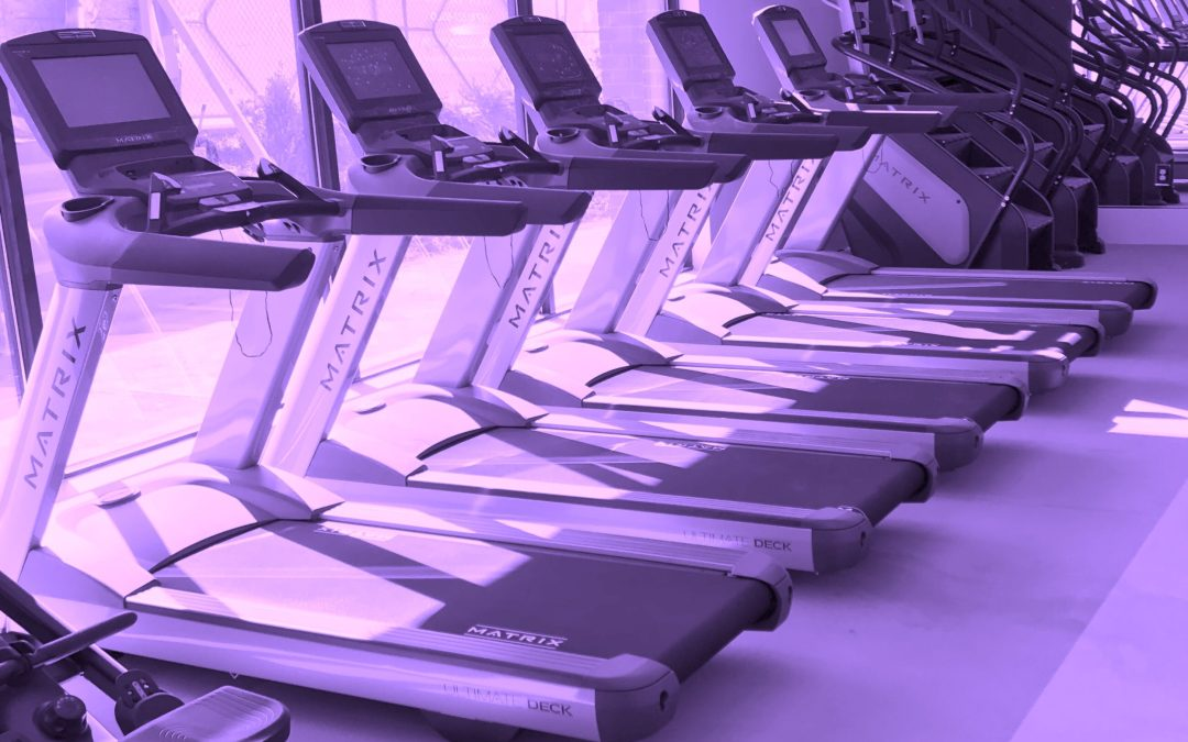 Fitness Center Installs we LOVE!