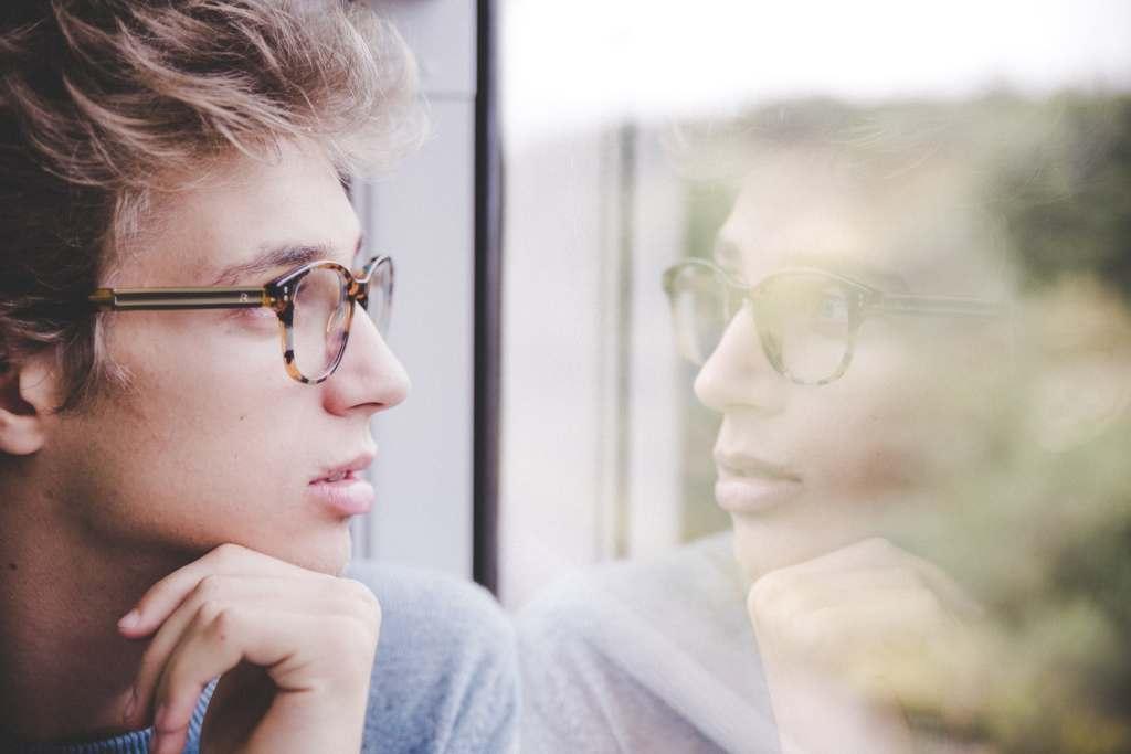 Introverti heureux et épanoui orientation