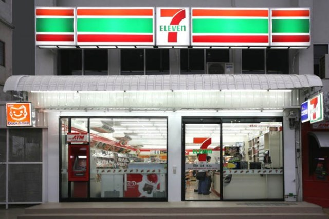 There are more Seven Eleven stores in Bangkok than all of North America