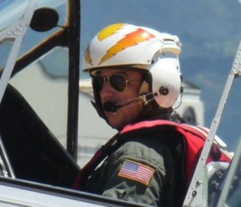 RFT 081: Military/Airline Pilot Bruce Mayes