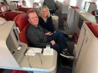 hong kong airlines business class seat