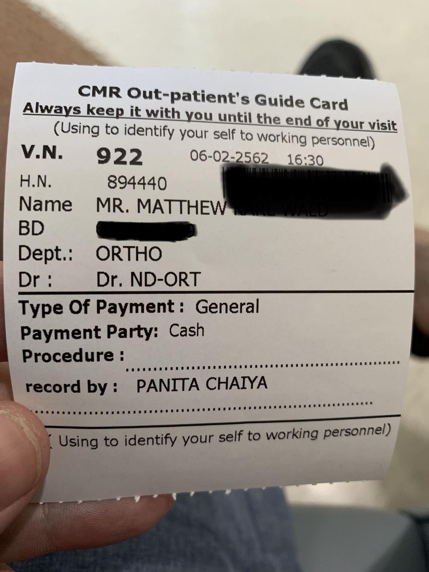 chiang ram hospital