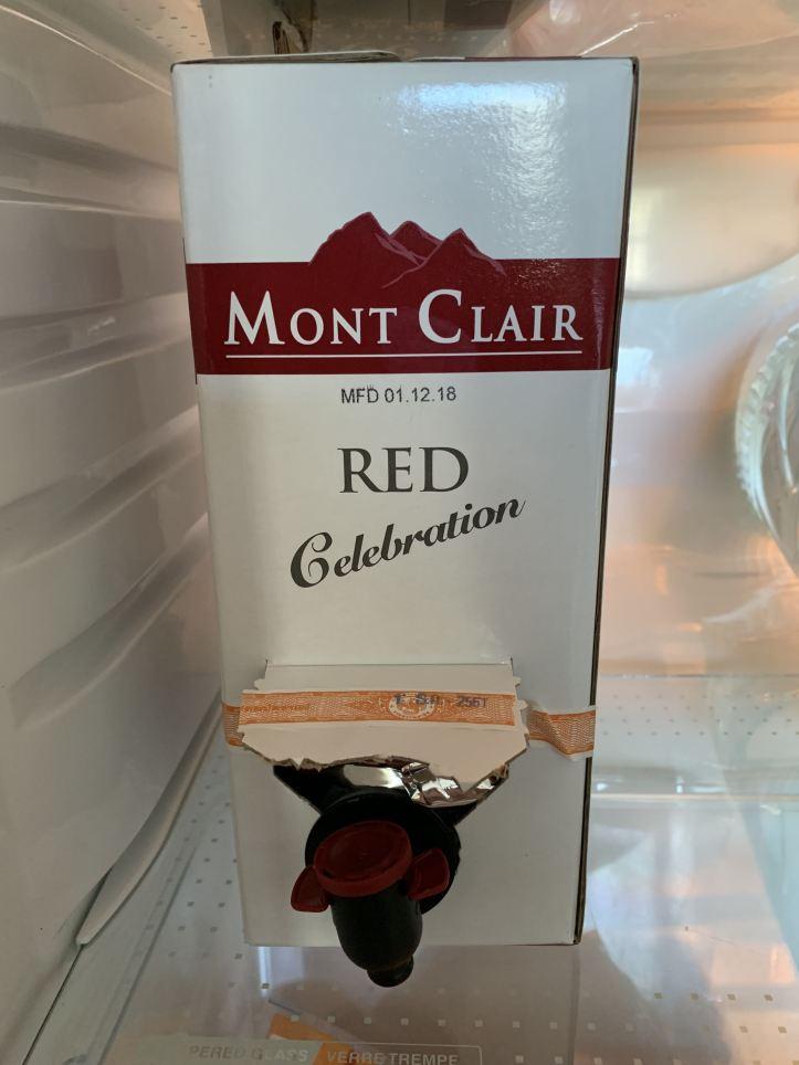 mont clair wine