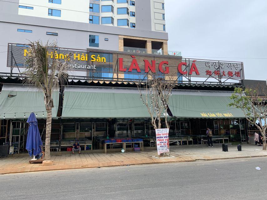 Hai san Lang Ca Live Seafood Restaurant