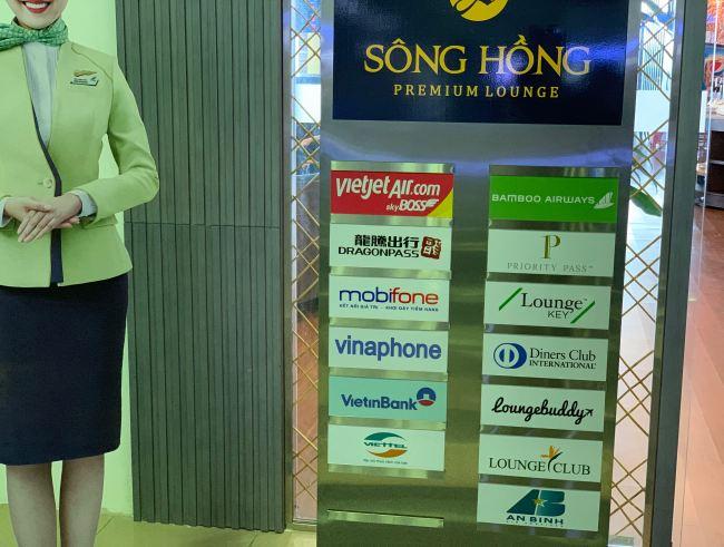 Priority Pass Lounge Hanoi