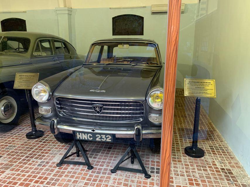 Ho Chi Minh Car