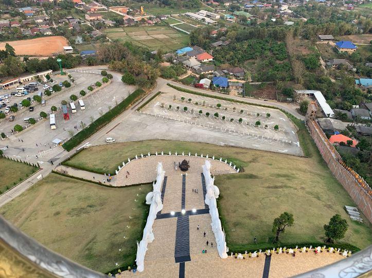 Big Buddha top floor