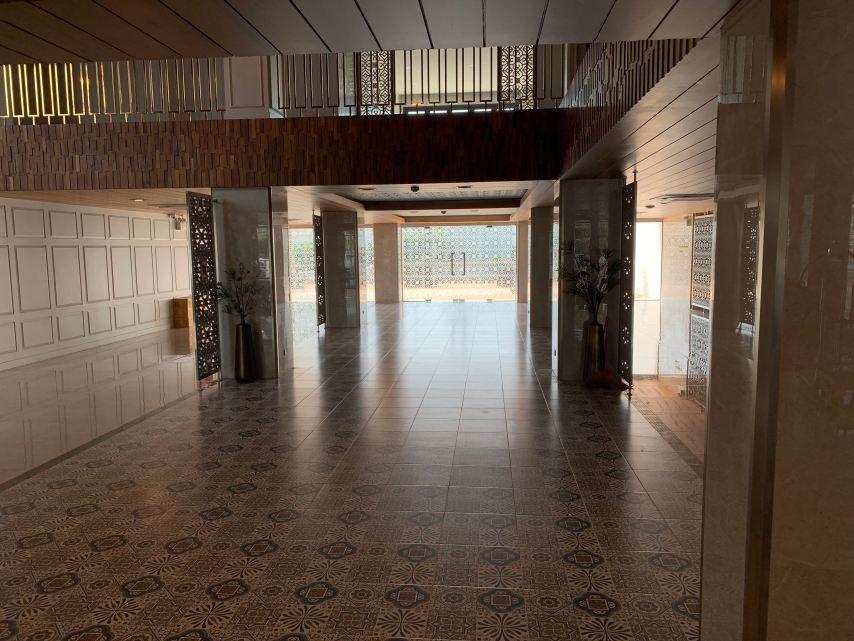 Sann Hotel Chiang Rai Lobby