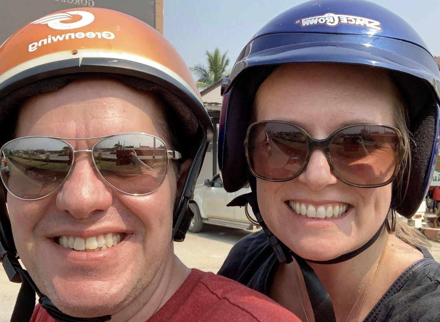 scooter ride chiang rai