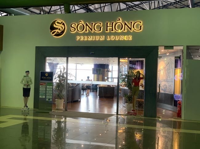 Song Hong Priority pass club hanoi