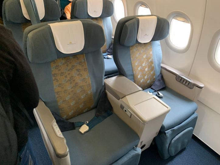 Vietnam Airlines Domestic First Class