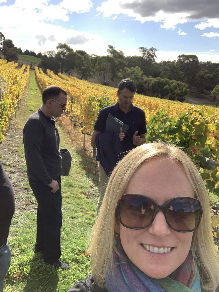 Wine Tasting in Tasmania