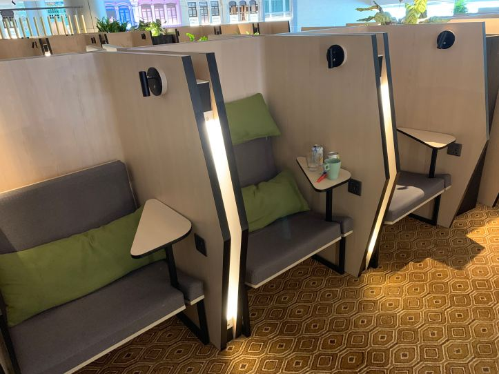 Priority Pass Lounge Singapore Terminal 4