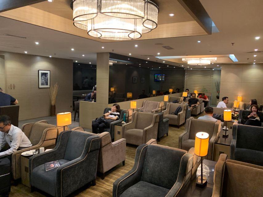 Priority Pass Lounge Penang