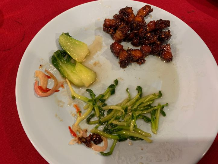 eating keto in penang