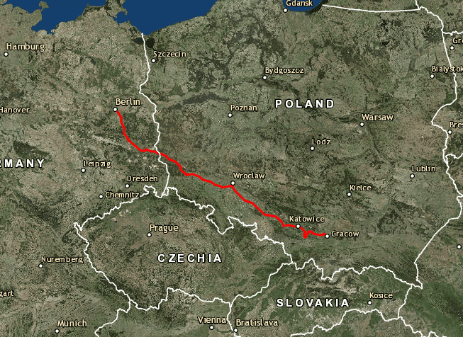 Exploring Germany and Poland